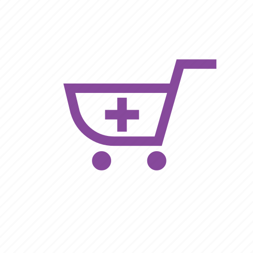 cart, ecommerce, health, medical, medicine, shopping icon