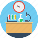 chemical, chemistry, experiment, lab, laboratory, microscope, test icon