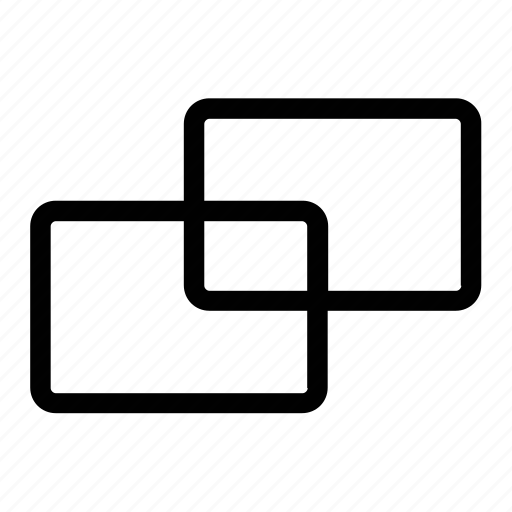 cast, copy, display, duplicate, mirror, replicate icon