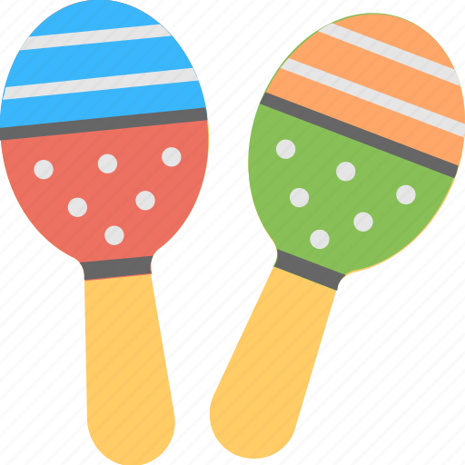 juggling, maraca, music, rattle, skittle icon