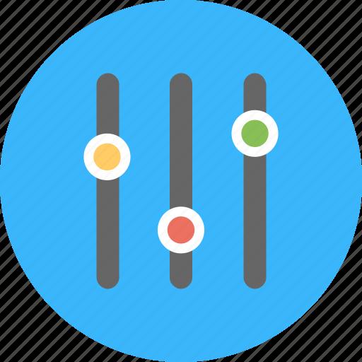 equalizer, preferences, sound settings, tweaks, volume icon