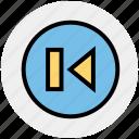 audio control, fast forward, last, media control, multimedia, next track, round icon