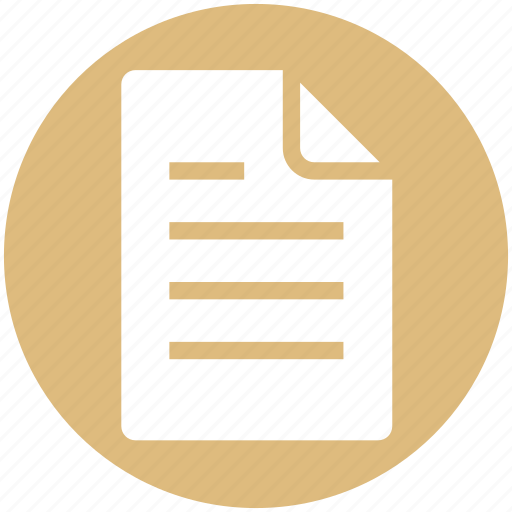 document, file, list, multimedia, page, paper, sheet icon