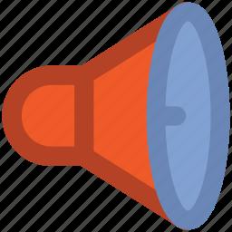 loudspeaker, sound, sound sign, speaker, voice, volume icon