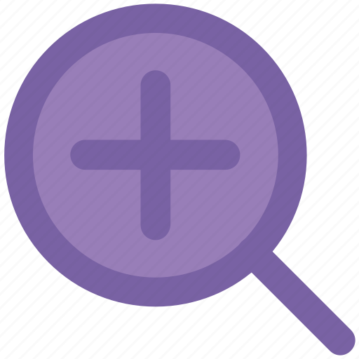 magnifier, magnifying, view, view glass, zoom, zoom glass, zoom out icon