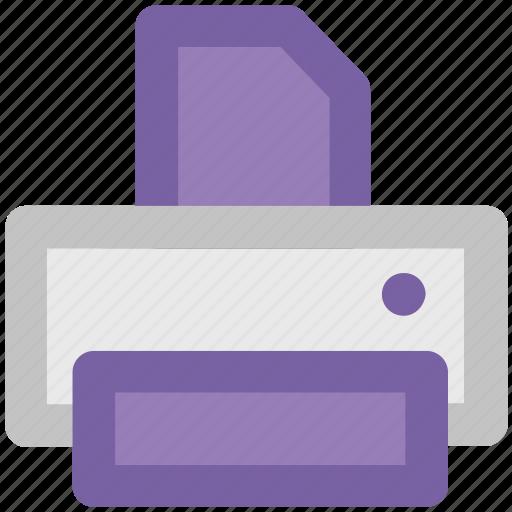 fax, inkjet printers, laser printers, printer, printing machine, telefex icon