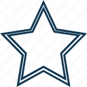 achievement, best, favorite, prize, rating, star icon