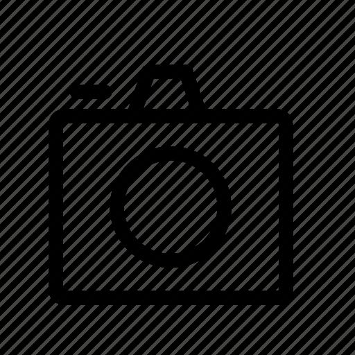 camera, device, multimedia, music, sound icon
