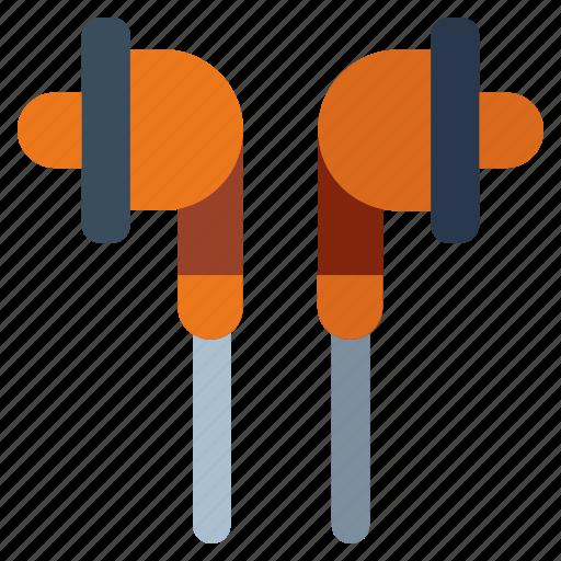 Earbuds, earphones, handsfree, headphone, headset icon - Download on Iconfinder