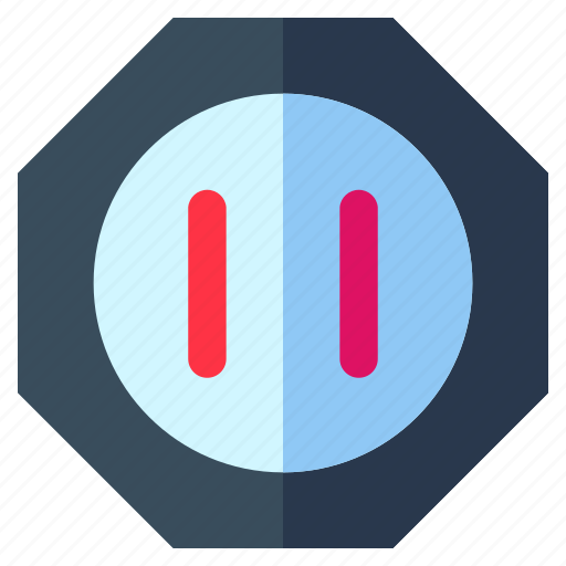 Media, music, player, stop icon - Download on Iconfinder