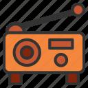 audio, multimedia, music, radio, sound
