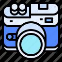 camera, dslr, multimedia, photography icon