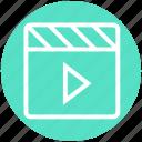 cinema, clapboard, director, film, movie, multimedia, shooting