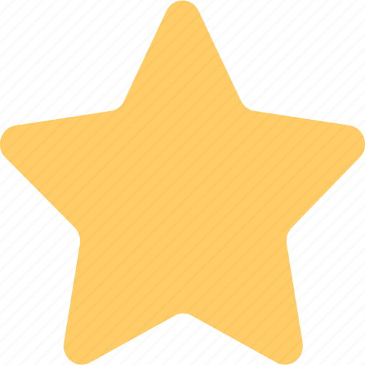 bookmark, favorite, like, review, star icon