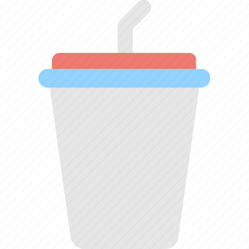 beverage, cold drink, disposable, juice, soft drink icon