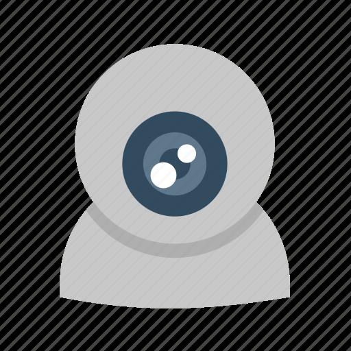 cam, camera, multimedia, podcast, security icon
