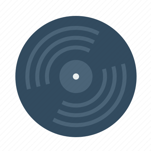 album, audio, disk, multimedia, music, record, sound icon
