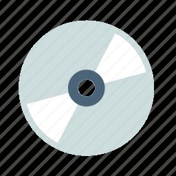 cd, disk, dvd, mount, multimedia, room icon