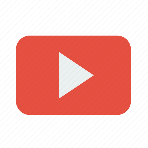 multimedia, play, playlist, video, watch, youtube icon