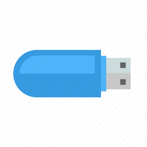 bootable, drive, flashdisk, multimedia, usb icon