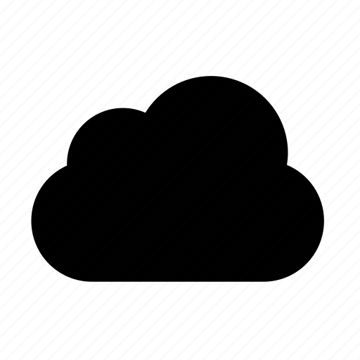 cloud, cloudy, digital, files, multimedia, save icon