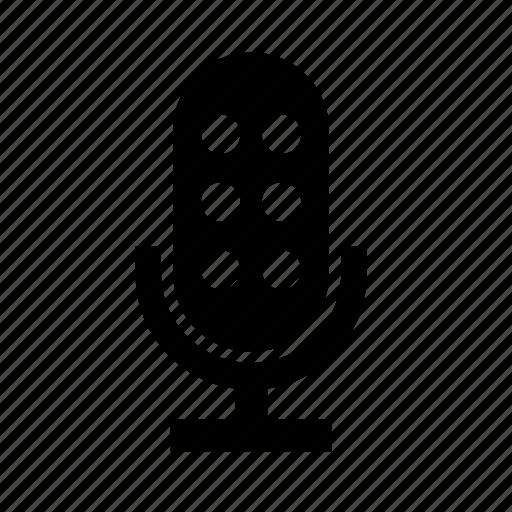input, multimedia, podcast, record, recording icon