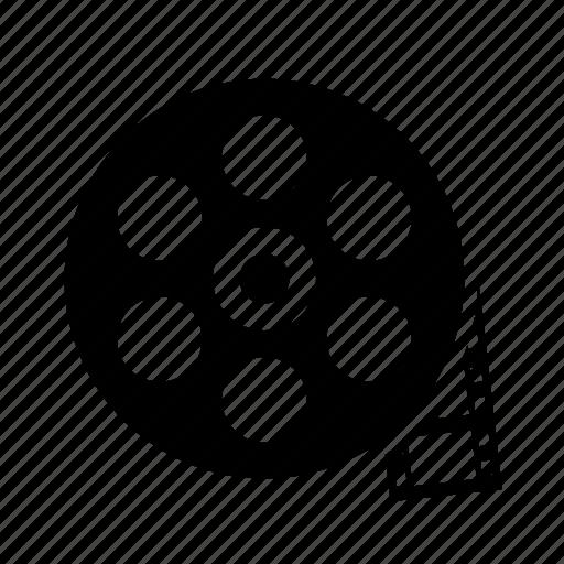 film, movie, multimedia, record, recording, video icon