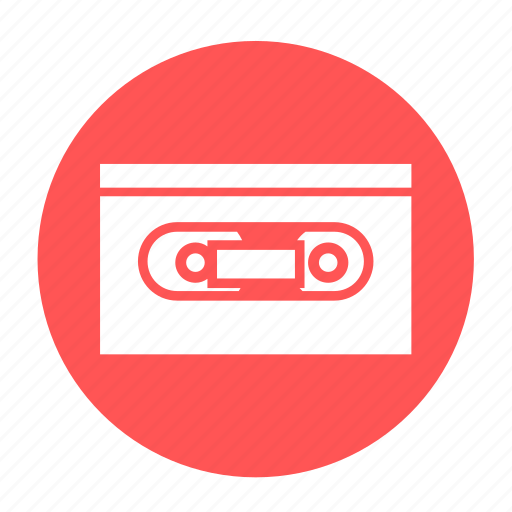 audio, cassette, multimedia, play, sound, vintage icon