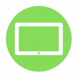 apps, digital, ipad, multimedia, tablet icon