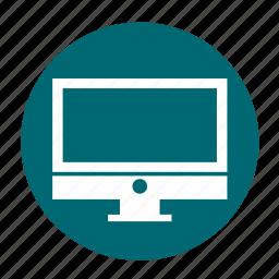 computer, digital, lcd, mac, monitor, multimedia, pc icon