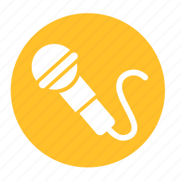 audio, input, mic, multimedia, podcast, sound icon