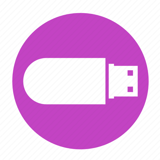 bootable, drive, flashdisk, multimedia, usb icon