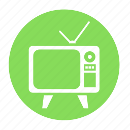 classic, monitor, multimedia, tv, vintage, watch icon