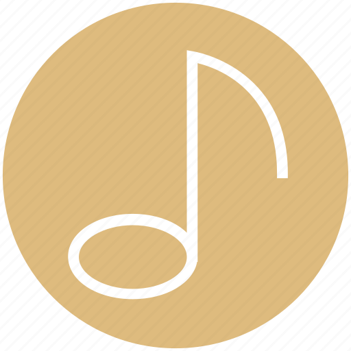 audio, multimedia, music, note, sing, sound icon