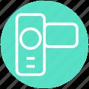 camcorder, camera, dslr, handycam, photography, video camera, video recorder