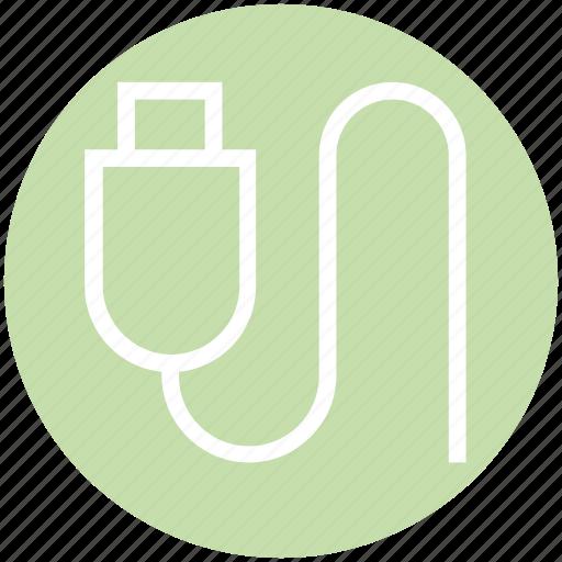 drive, flash, memory, multimedia, stick, usb, usb stick icon