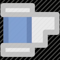 audiovisual, camera reel, camera reel box, film reel, movie reel, multimedia icon