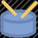 drum, drum and stick, instrument, multimedia, music, percussion