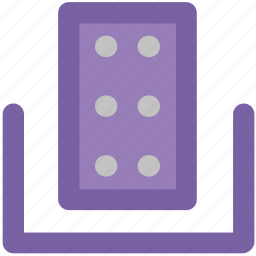 electricity, energy, outlet, power socket, power supply, socket, voltage icon