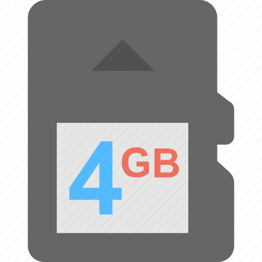 chip, memory, memory card, sd card, storage icon