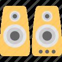 amplifier, music, speaker, subwoofer, woofer
