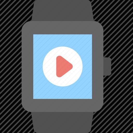 smartwatch, technology, timepiece, watch, wristwatch icon