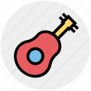 chordophone, fiddle, guitar, multimedia, music, violin icon