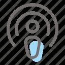 hotspot, signal, wireless, connection, multimedia