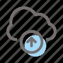 upload, arrow, up, direction, multimedia