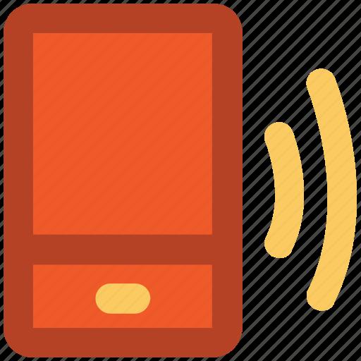 cell phone, iphone, mobile, mobile phone, mobile volume, smartphone icon