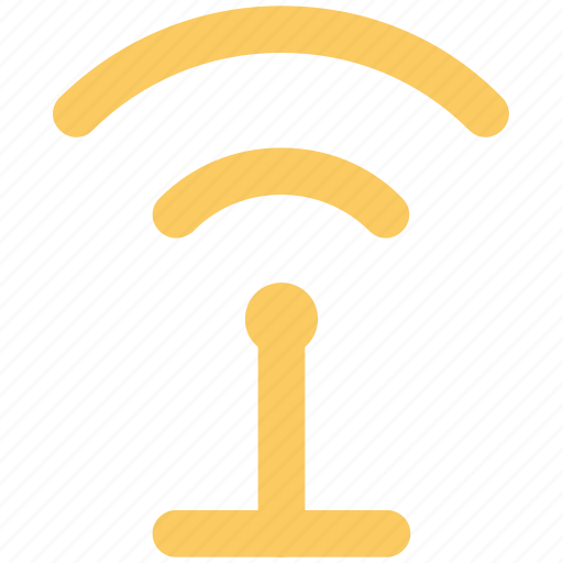 internet, internet connection, wifi, wifi signals, wireless internet icon