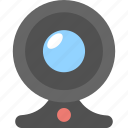 camera, live chat, video camera, video chat, webcam icon