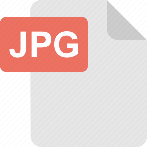 extension, file, file format, file type, jpg icon