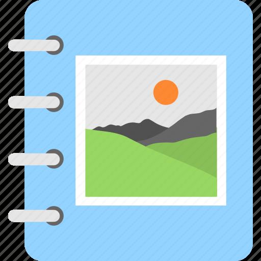 gallery, images, photo album, photography, photos icon